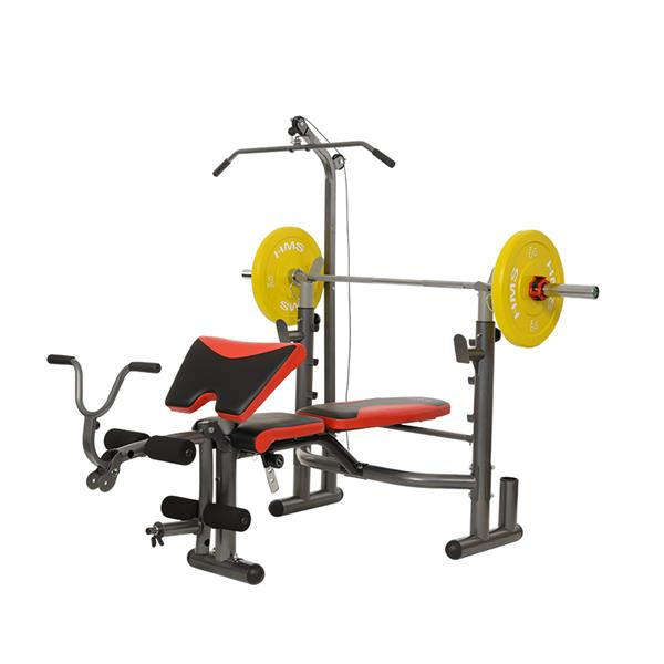 LS5730W BARBELL BENCH HMS