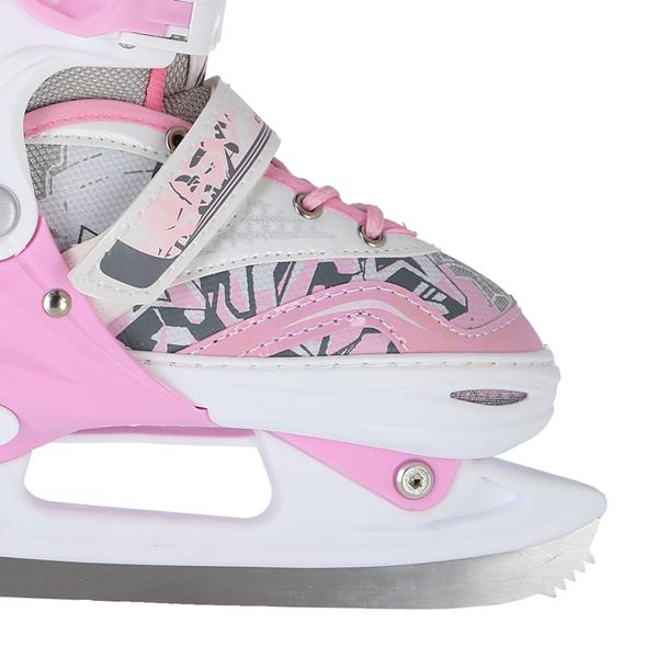 NF10927 A 2IN1 PINK SIZE S(31-34) IN-LINE SKATES/F..