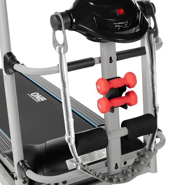 BE4540 ELECTRIC TREADMILL WITH MASSAGER ONE FITNE..