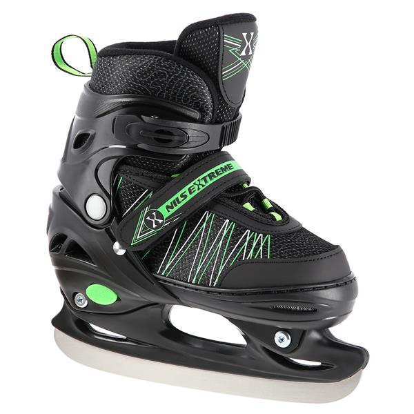 NH11912 A 2IN1 BLACK/GREEN SIZE L(39-42) IN-LINE S..