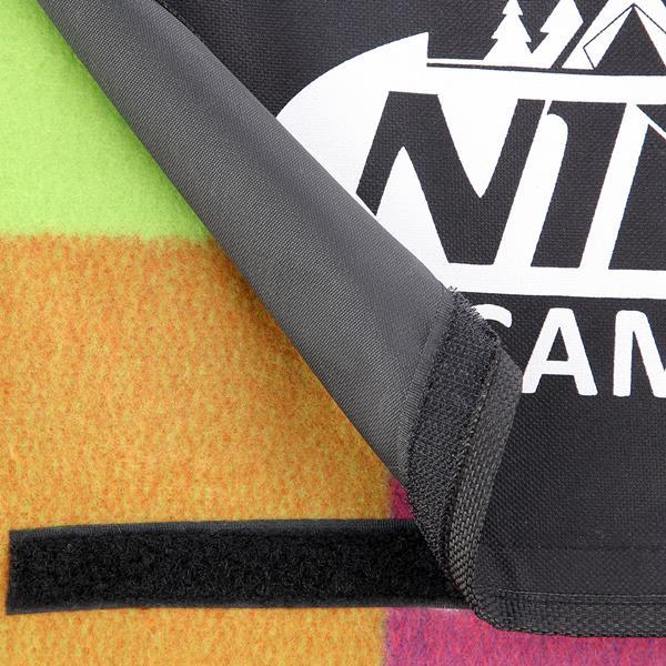 NC2221 PICNIC MAT MULTI 250x200 CM PE + ALU NILS ..