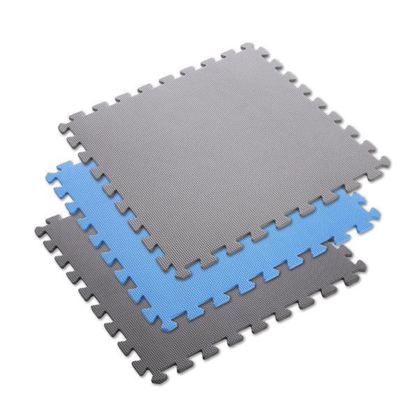 MP10 PUZZLEMATT / TREENINGMATT 60x60x1.0 CM (9 PC..