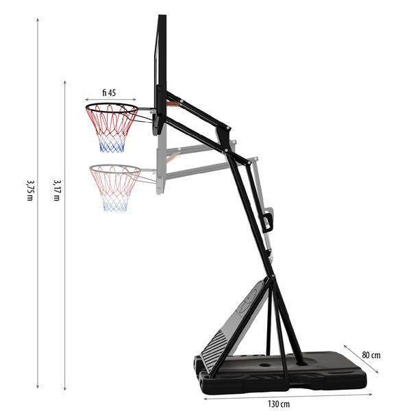 ZDK024 BASKETBALL HOOP NILS