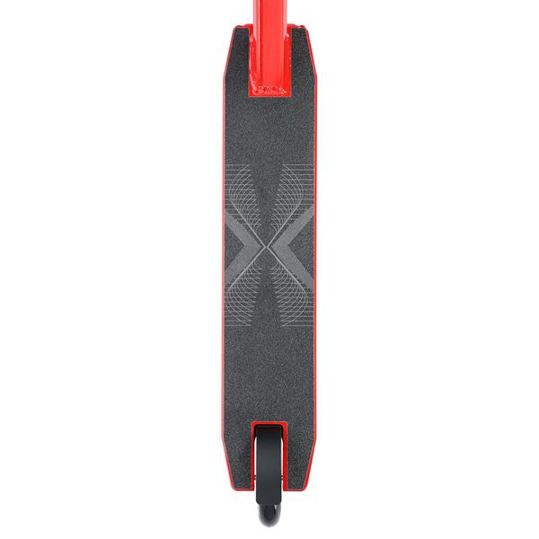 HS106 BLACK-RED STUNT SCOOTER NILS EXTREME