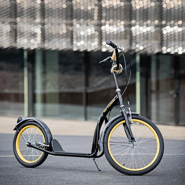 WH200 BLACK/GOLD 20/16'' SCOOTER NILS EXTREME