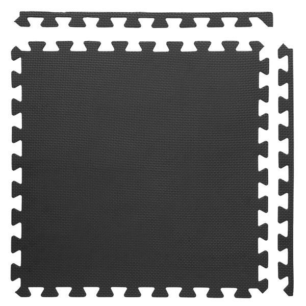 PUZZLE KAITSEMATT 60x60x1.0 CM (4 PCS. SET) ONE F..