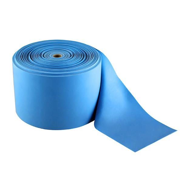 RB01 EXERCISE BAND IN ROLL HMS (light blue) 50m x ..