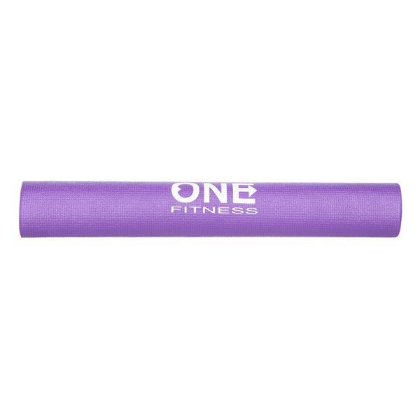 YM01 YOGA MAT (purple) ONE FITNESS