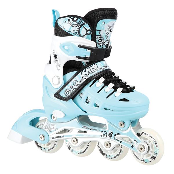 NH10905 4in1 MINT SIZE M(35-38) INLINE/ICE-SKATES..