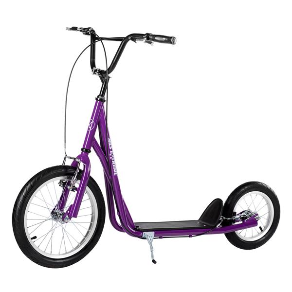 WH119 VIOLET 16/12'' SCOOTER NILS EXTREME