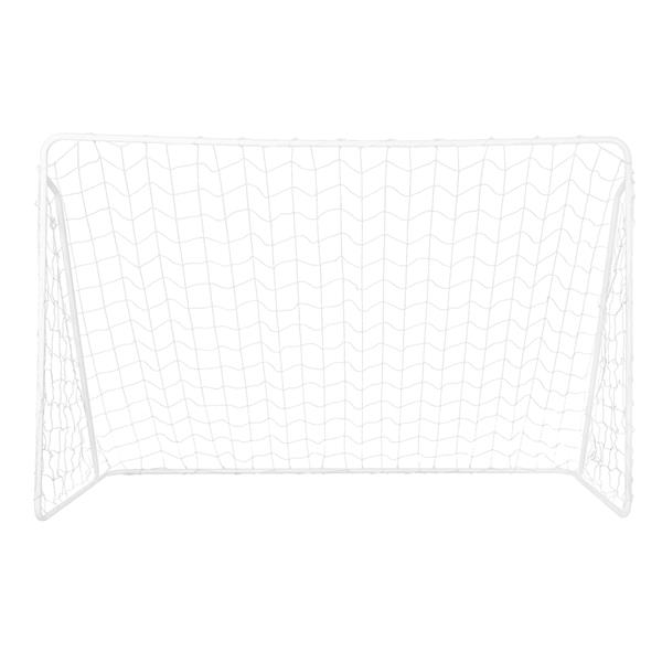 NT 7215 GOAL WITH NET STEEL FRAME NILS