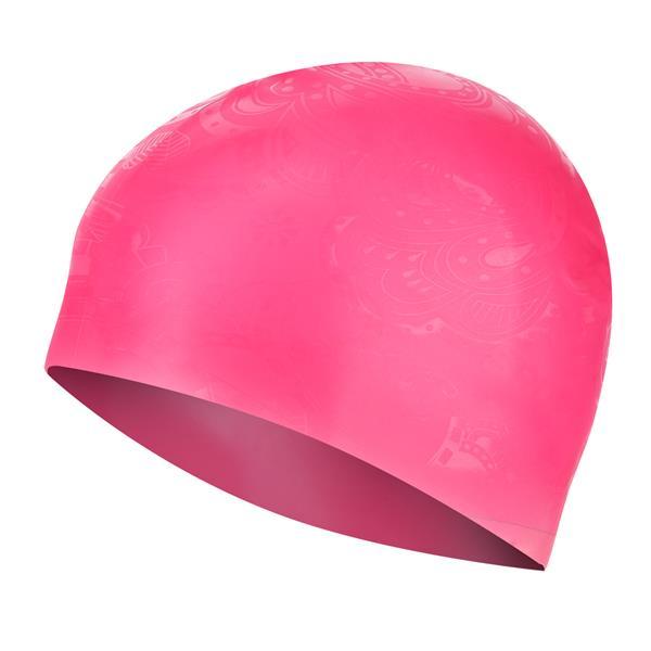 G-TYPE WOMAN SC16 PINK SWIMMING CAP SPURT