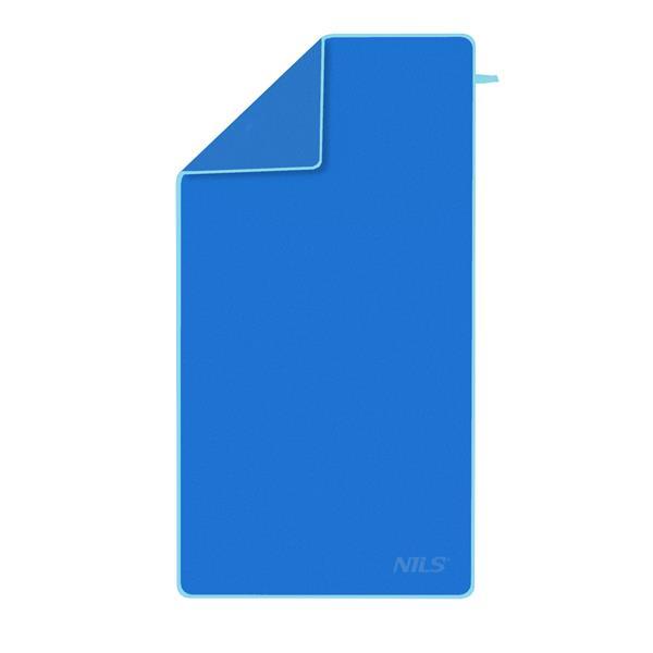NCR12 DARK BLUE-LIGHT BLUE MICROFIBRE  TOWEL 180x..