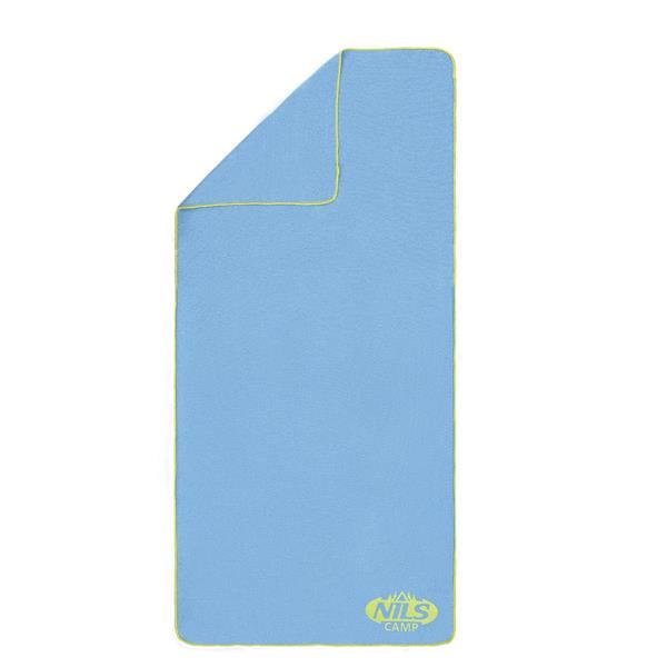 NCR01 BLUE-GREEN TOWEL 160x80 NILS CAMP