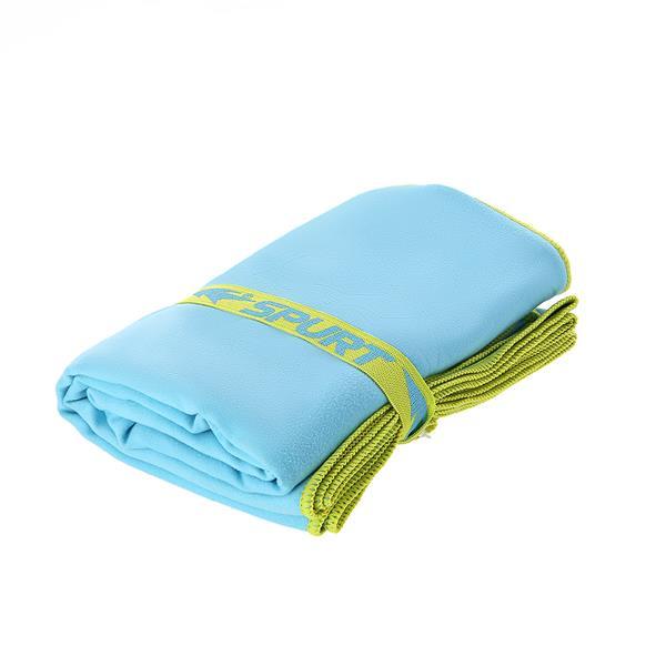 SRM11 BLUE-GREEN TOWEL 140x70 SPURT
