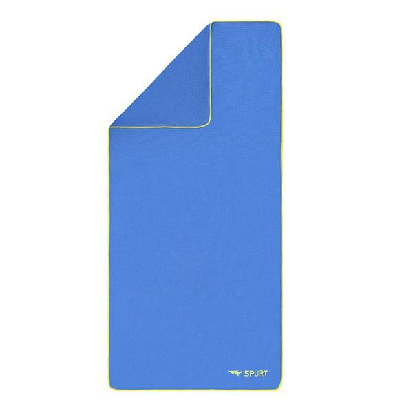 SRF01 DARK BLUE-GREEN TOWEL 160x80 SPURT