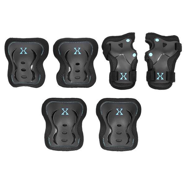 H320 SIZE XL BLACK-MINT PROTECTORS SET NILS EXTRE..