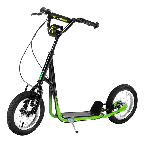 WH117BN GREEN SCOOTER NILS EXTREME