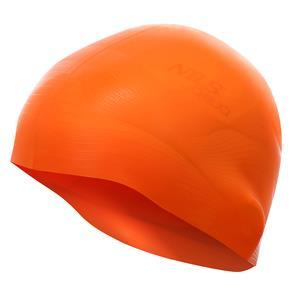 G-TYPE MEN F202 ORANGE SWIMMING CAP NILS AQUA