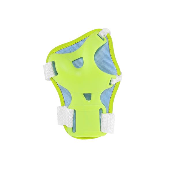 H106 SIZE M GREEN-BLUE PROTECTORS SET NILS EXTREME