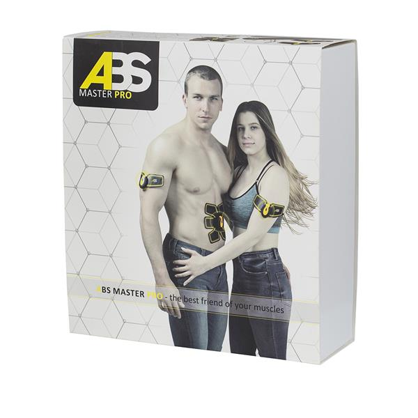 ABS MASTER PRO MUSCLE ELECTROSTIMULATOR