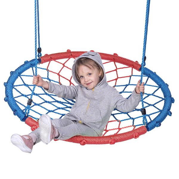NB5039 BLUE-RED SAUCER SWING NILS CAMP