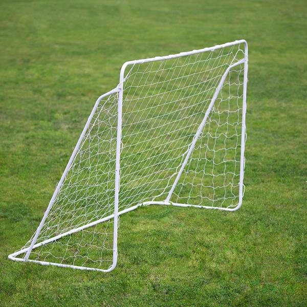 BR240P 2in1 SOCCER GOAL WITH NET AND TARGET PANEL NILS